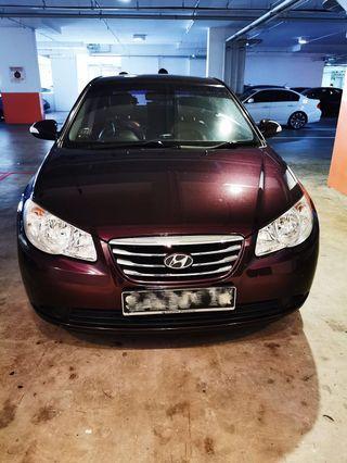 Cheap Car Rental Hyundai Forte 1.6A SX