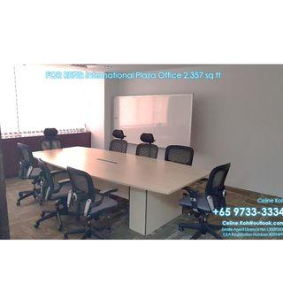 International Plaza 2,357 sq ft Fitted Office