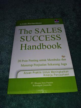 Buku the sales succsess handbook
