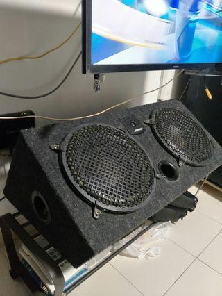 Customised Floor Wedge Monitor/Sub Speaker
