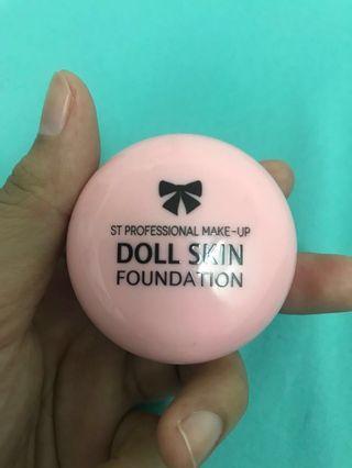 Sendayu Tinggi Doll Skin Foundation
