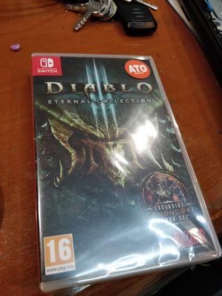 Nintendo Switch Diablo 3 Game Sealed