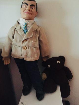 🚚 Mr.Bean and Teddies 豆豆先生和豆豆熊