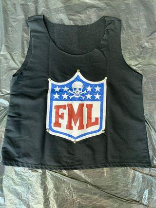 NFL INSPIRED TANK TOP