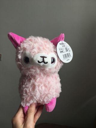 粉紅色小綿羊