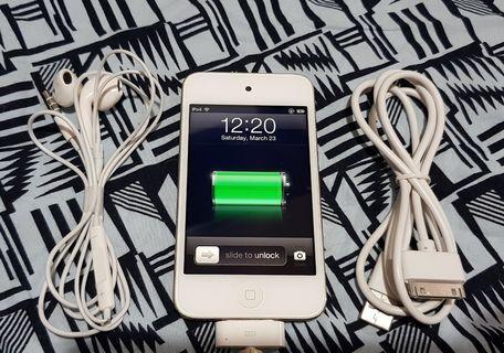 iPod touch 4th Gen (Not an iphone)