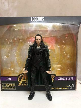 Marvel Legends : Avengers Infinity War Loki