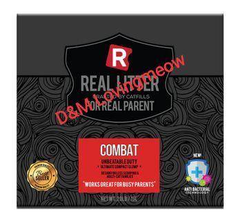 Real Litter COMBAT 13L