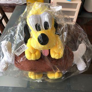 Pluto - Concept Plushy Glutton (Disney)