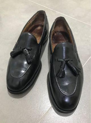 Johnston & Murphy Aristocraf Tassel Loafer  US8D