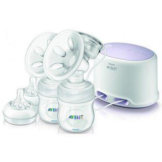 🚚 Avent twin electric breast pump
