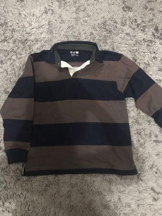 Sweater Stripe Sweatshirt Gap GAP