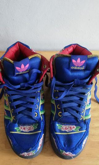 pretty nice e7fa7 254f8 Adidas Jeremy Scott