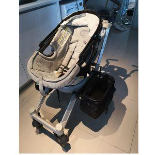Orbit Baby G2 4 in 1 Stroller - Full Set
