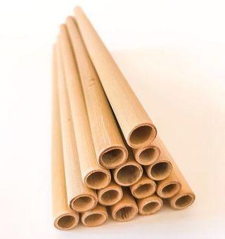 (3 for $6) Eco Bamboo Straws