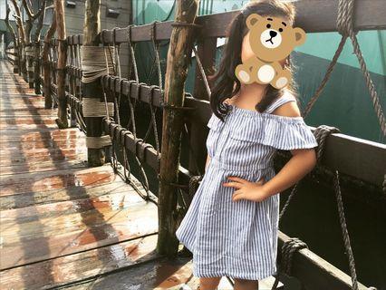 Old Navy Off Shoulder Dress