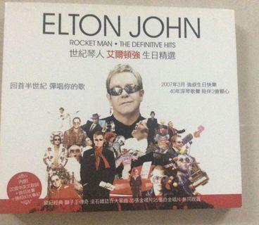 艾爾頓強 Elton John 生日精選