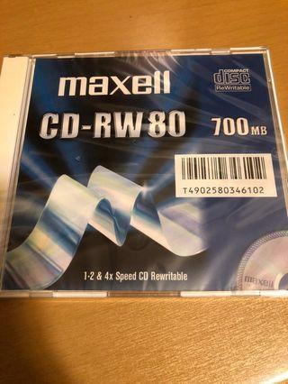 Macel CD-RW 80 700MB