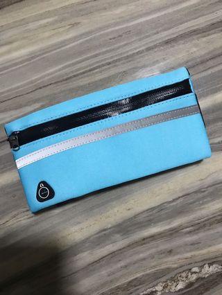 Sports pockets running mobile phone bag men and women multi-function outdoor equipment waterproof invisible slim mini belt bag