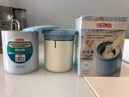 Thermos 雪糕杯ice cream maker
