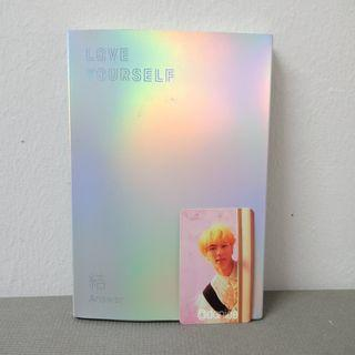 [WTS] BTS Love Yourself Answer