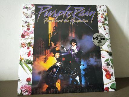 🚚 Purple Rain - Prince and the Revolution Vinyl Record #EndgameYourExcess #MRTBedok