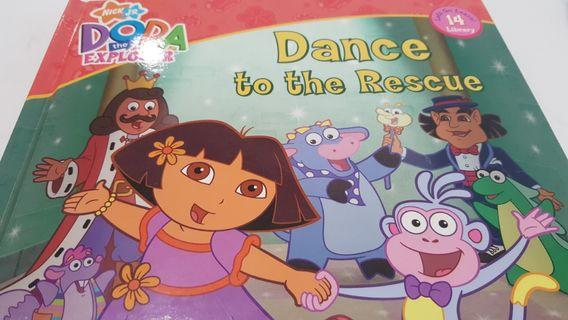 Dance to the Rescue Dora The Explorer