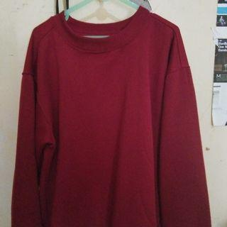 Jual sweater bagus size L