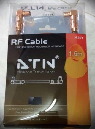 ATN RF Cable A391 1.5m High Definition Interface