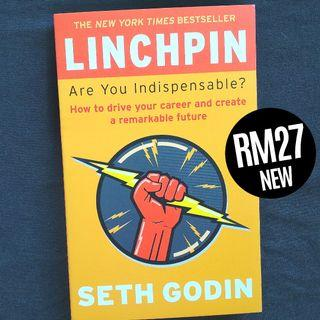 Linchpin: Are You Indispensable? (2011) by Seth Godin