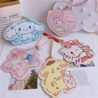 Hello Kitty & Little Twin Star Card Holder