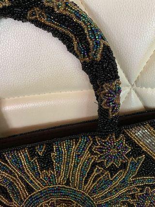 Cute beads bag