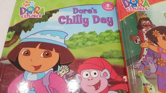 Dora's Chilly Day by Dora The Explorer
