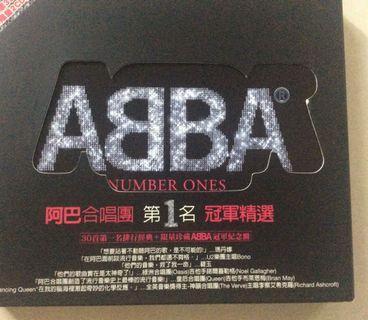 阿巴合唱團ABBA 冠軍精選