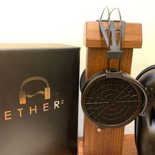 MrSpeakers Mr Speakers Ether 2 planar headphones
