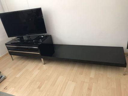 TV Console and Display