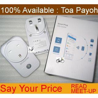 Say your price   Wifi Smart Socket (AnnHome, Tuya Smart