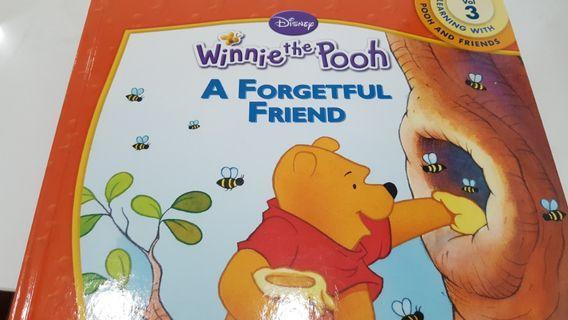 A Forgetful Friend Winnie The Pooh Learning Vol.3