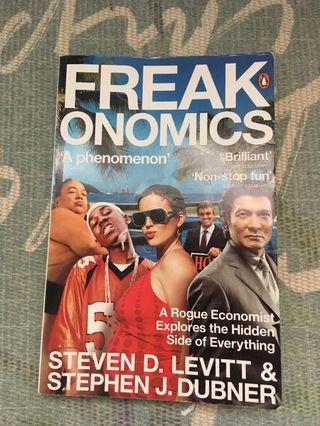 Freakonimics book