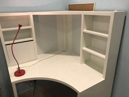 IKEA Corner Table (can nego)