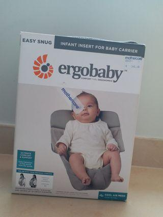Ergobaby孭帶用嘅初生墊(infant insert for baby carriers)