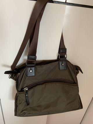 實用袋, men shoulder messenger bag