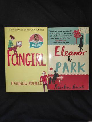 Rainbow Rowell Set [Fangirl and Eleanor & Park]