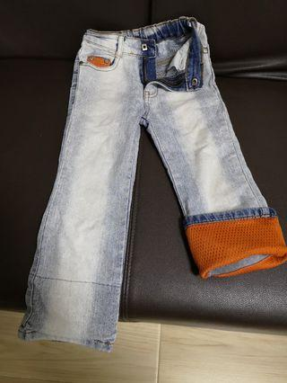 Kid's jeans (小童牛仔褲)