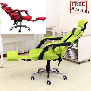 chair/Study chair/Ergonomic chair/Director chair/Black,Red