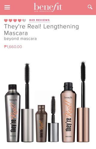 f255e01ed2b benefit mascara original | Health & Beauty | Carousell Philippines