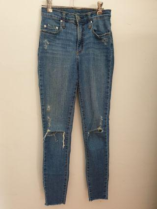Nobody jeans like new condition