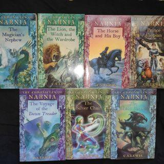 The Chronicles of Narnia [Complete Set]