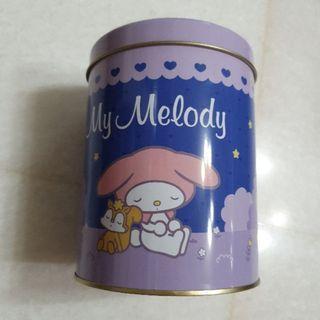 米樂 美樂蒂 空罐