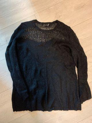 Topshop knit top